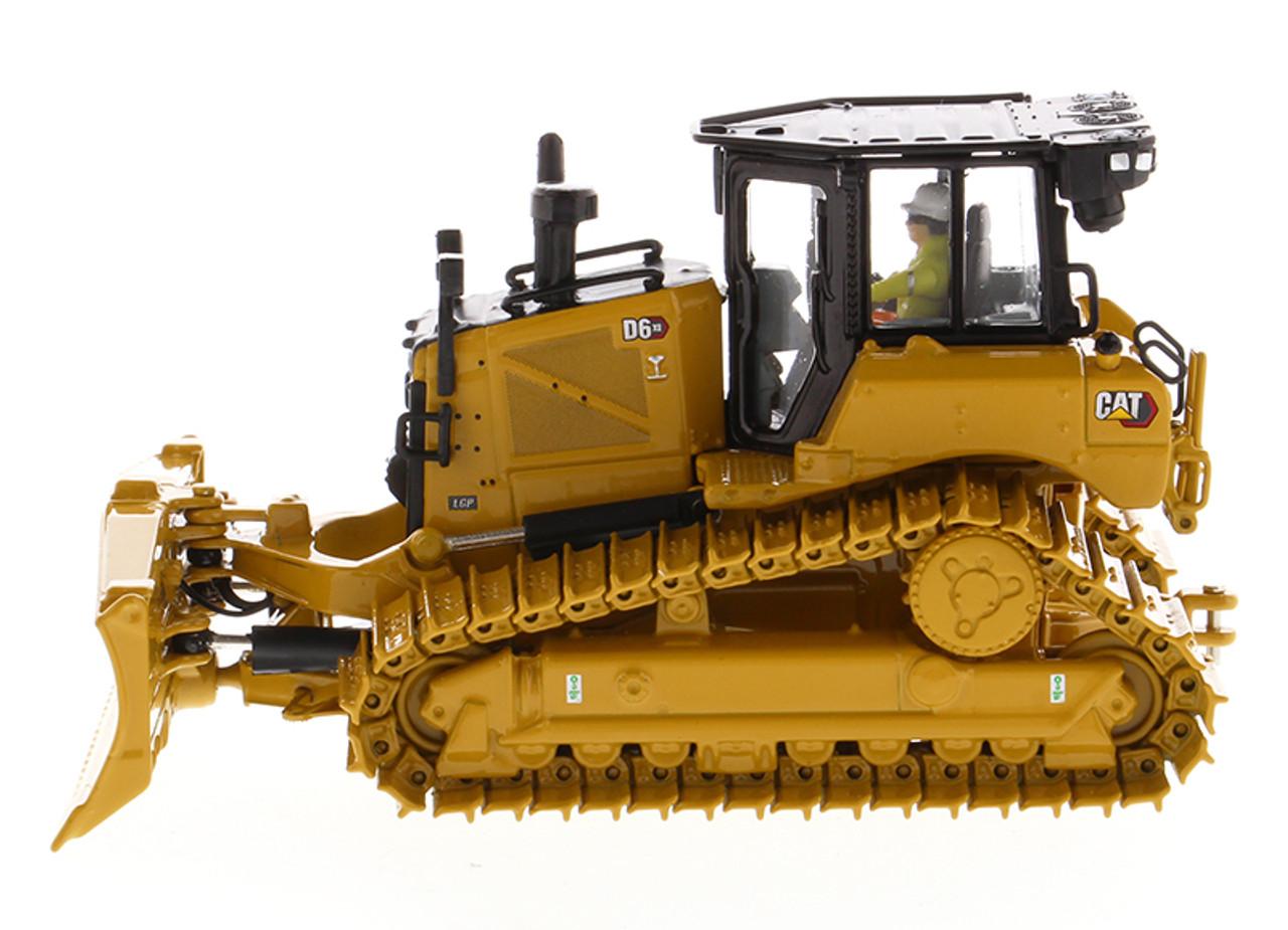 Caterpillar D6 XE LGP Track-Type Tractor Dozer with VPAT Blade