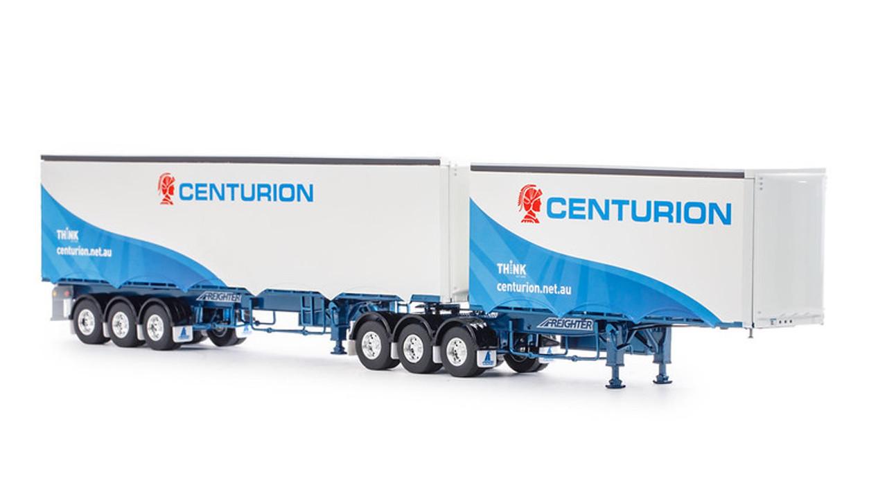 MaxiTrans EziLiner - Centurion