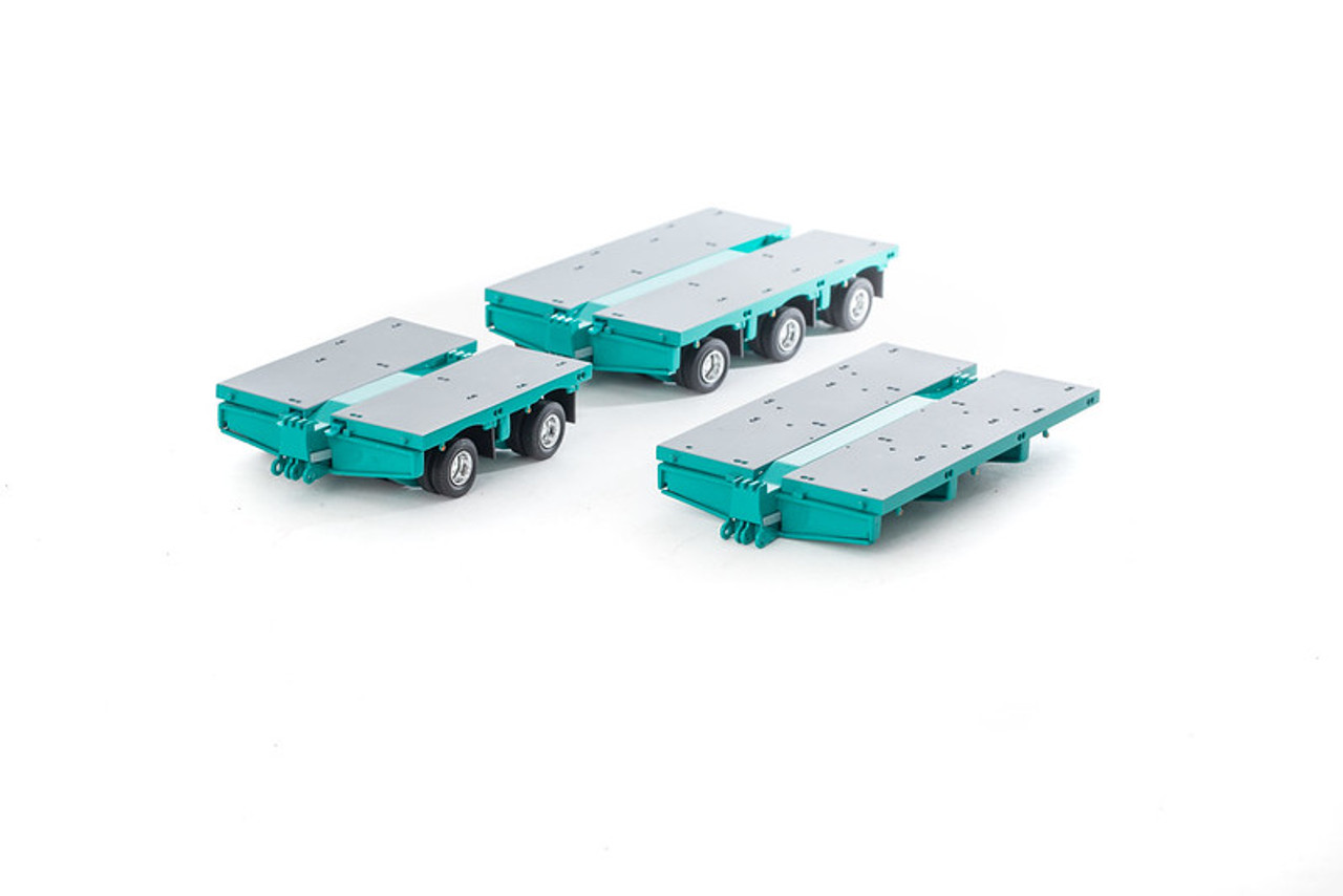Drake Steerable Low Loader Trailer Accessory Kit - Toll