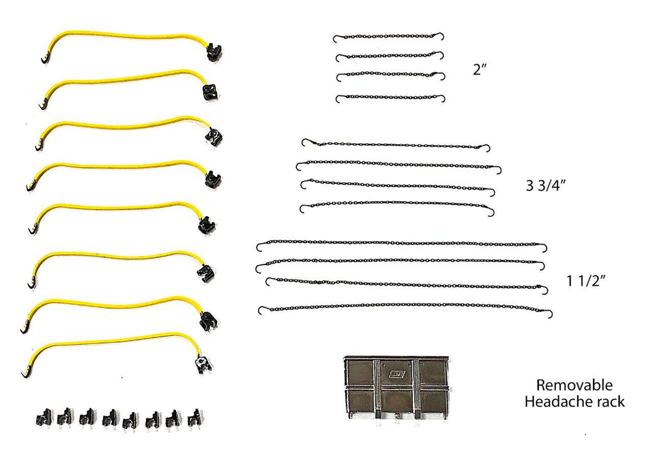 WBR027 - Accessories