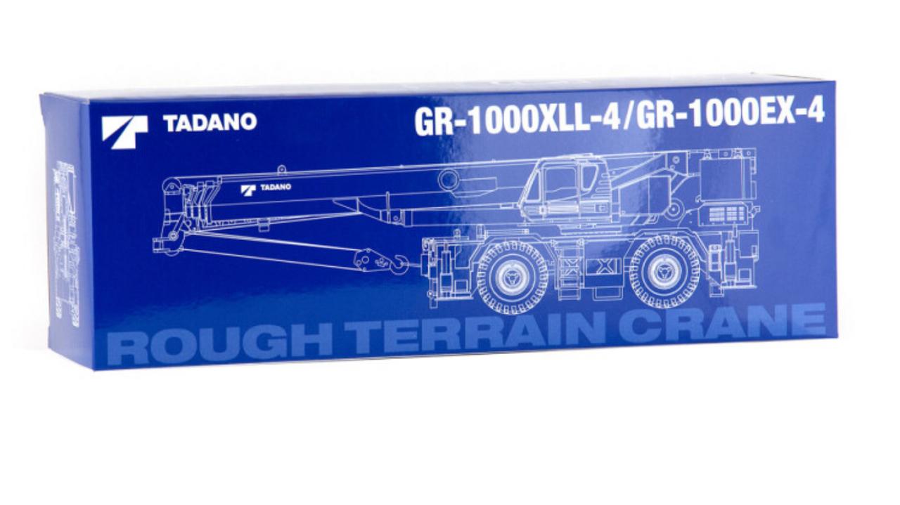 Tadano GR-1000XLL-4