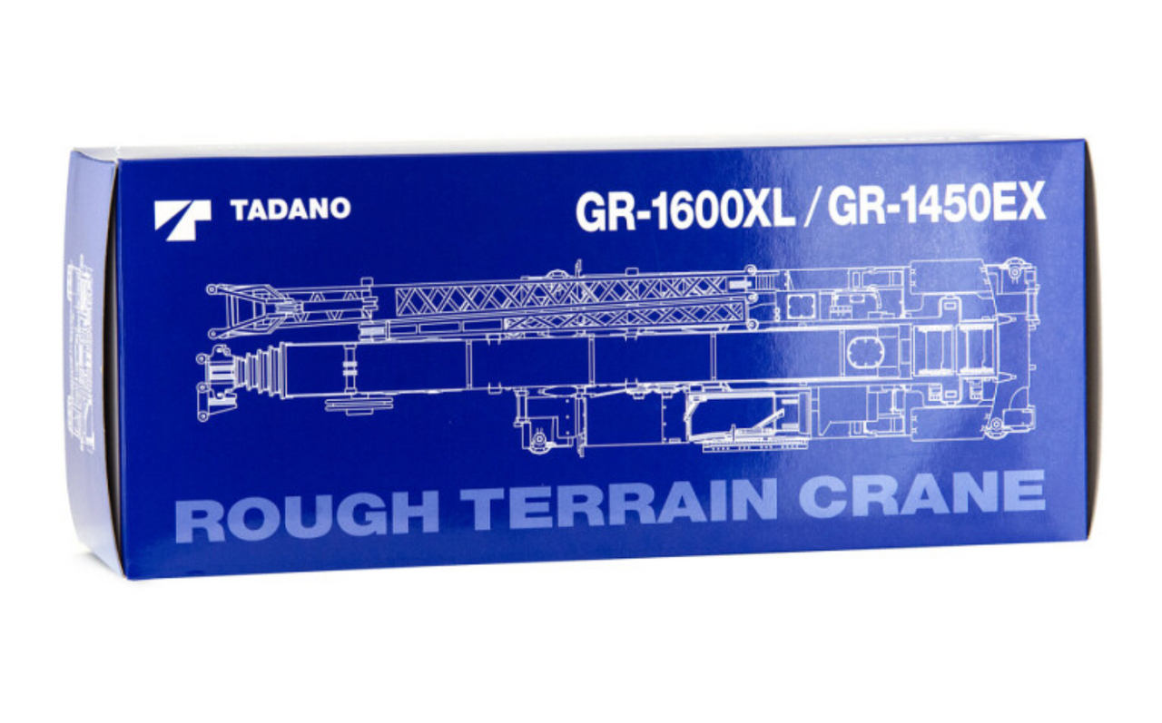 Tadano GR-1600XL/GR-1450EX