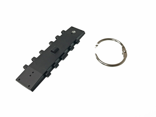 4100W Track Shoe Key Chain