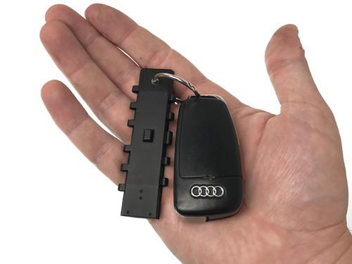 4100W Track Shoe Key Chain