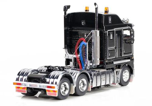 1:50 diecast scale model of Kenworth K200 - Black
