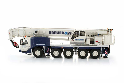 Grove GMK 5130-2 All-Terrain Hydraulic Crane - Breuer & Wasel