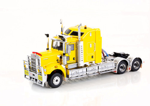Kenworth C509 Sleeper- Chrome Yellow