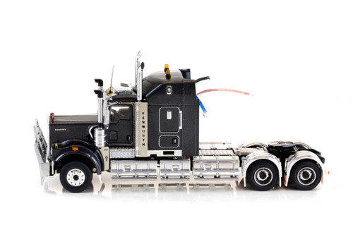 Kenworth C509 Sleeper- Gunmetal Grey