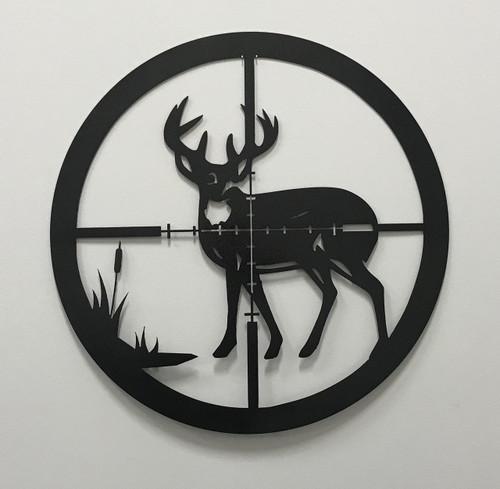 Deer Hunting Sign