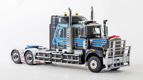 Kenworth C509 - Grey Blue