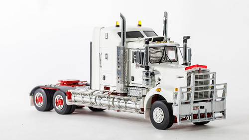 Kenworth C509 Truck - White