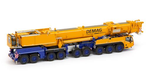 Demag AC700-9 Mobile Crane