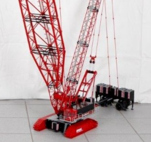 MAMMOET CC 8800 BOOM BOOSTER