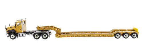 Caterpillar CT660 Day Cab with XL 120 Low-Profile HDG Lowboy Trailer