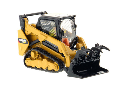 Caterpillar 259D Compact Track Loader