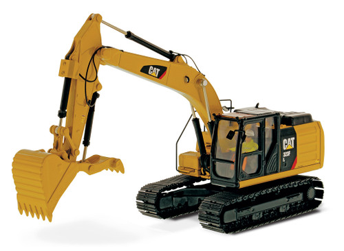 Caterpillar 323F L Hydraulic Excavator with Thumb