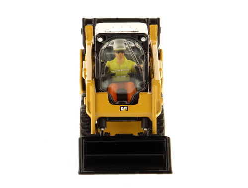 Caterpillar 242D Compact Skid Steer Loader