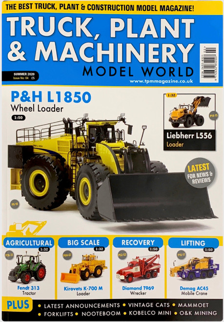 Truck, Plant & Machinery Magazine - Summer 2020 - Issue No: 04