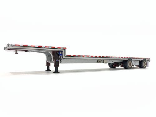 East Drop Deck - Aluminum/Black
