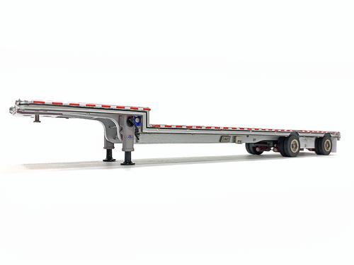 East Drop Deck - Aluminum/Silver