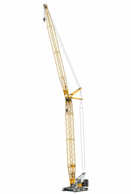 Liebherr LR 1300 - Yellow