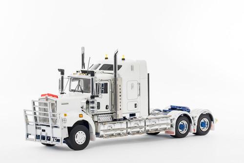 Kenworth C509 - White/Blue