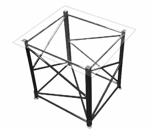 Manitowoc 4100 Mini Table - Black
