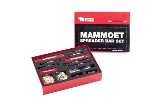 Mammoet Spreader Bar Set