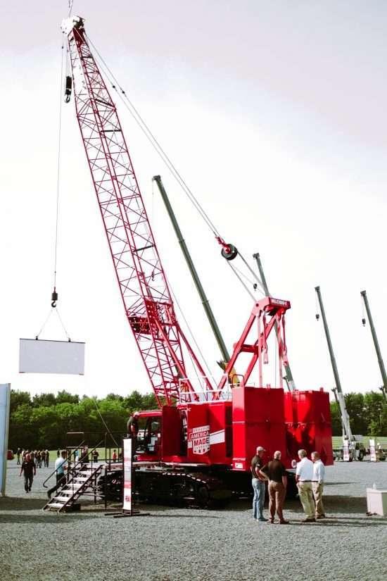 Manitowoc Releases New MLC100-1 Crawler Crane