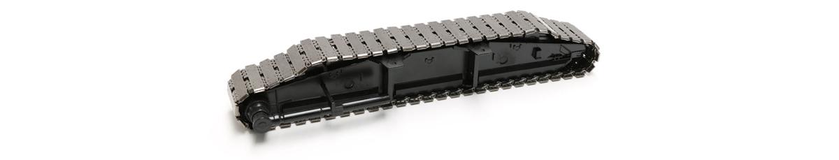 MLC650 Crawler Assembly