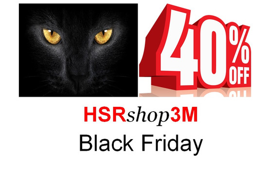 black friday 40 % kedvezmény a készlet erejéig 3M ragasztók HSRshop