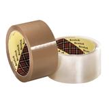3M 305 Scotch polipropilén ragasztószalag átlátszó csomagolószalag  - 50 mm x 66 m