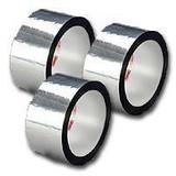3M 850 S alumínium fóliás poliészter filmszalag, vegyszer és oldószer álló