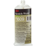 3M DP 609 Scotch Weld kétkomponensű szerkezeti ragasztó 50ml