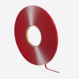 3M Scotch Mounting Tape - 10 19 mm x 5 m kétoldalas akril ragasztószalag. Átlátszó kétoldalas ragasztószalag, erős tapadással a legtöbb felülethez. Üveg-üveg ragasztáshoz.