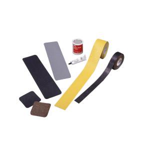 3M Safety - Walk 610 fekete öntapadó csúszásgátló szalag, 25mm x 1 m