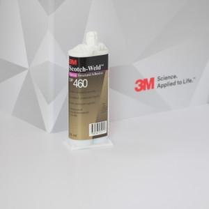 3M DP 460 kétkomponensű epoxi ragasztó, erős kötés, hosszú nyitott idő. Alkalmas fémekhez, műanyagokhoz, fához.
