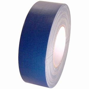 3M Scotch 389 kék duct tape, erősített textil hordozós ragasztószalag, PE bevonattal 50 mm x 50 m