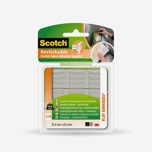 3M Scotch kétoldalú ragasztó négyzetek