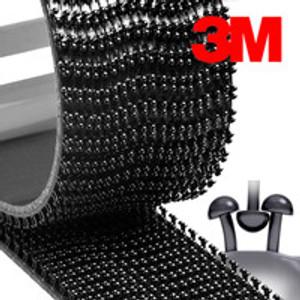 3M 3551 + 3M 3552 Dual Lock öntapadó ipari tépőzár  25 mm x 1 m