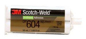 3M DP 604 Scotch Weld kétkomponensű szerkezeti ragasztó 50ml