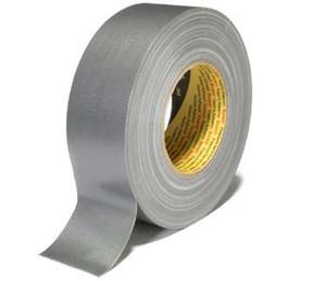3M 2903 Duct tape szálerősített ezüst ragasztószalag  50mm x 33 m HSRshop