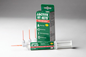 Loctite HY4070 kétkomponensű szerkezeti ragasztó készlet