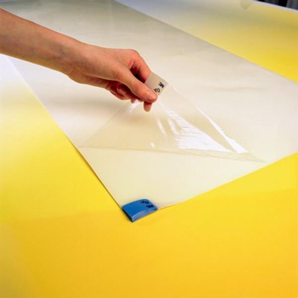 3M Economy Ipari öntapadó tisztatéri szőnyeg 60 x 115 cm, 40 lapos