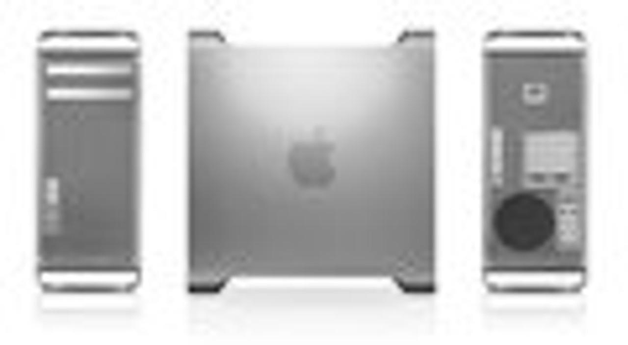 Mac Pro 8-Core, Quad-Core Xeon M