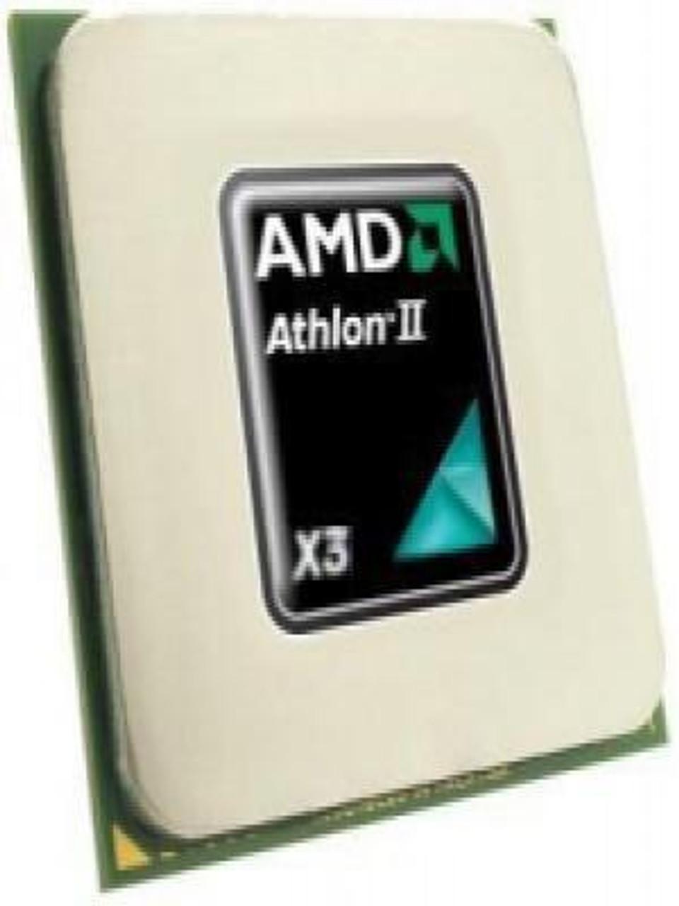 AMD Athlon II X3 455 3.3GHz Triple-Core CPU Processor ADX455WFK32GM Socket AM3 938pin
