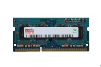 Hynix 2GB DDR3 1333MHz PC3-10600 Laptop Memory HMT125S6TFR8C-H9