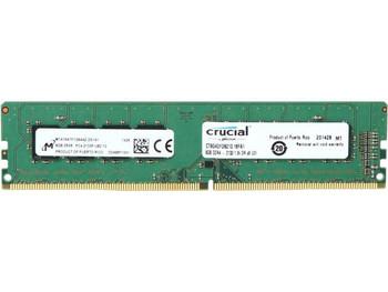 Crucial 8GB DDR4 2133MHz PC4-17000  Desktop Memory CT8G4DFD8213