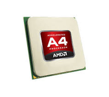 AMD A4-6400B 3.90GHz Socket FM2 Desktop OEM CPU AD640BOKA23HL