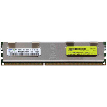 Samsung 8GB DDR3 1066MHz PC3-8500 240-Pin DIMM Dual Rank Desktop Memory M393B1K70BH1-CF8